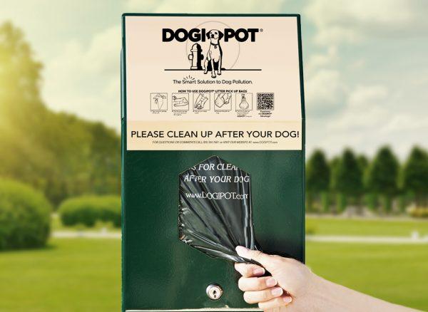 poop bags dogs