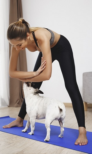 Yoga With Your Dog