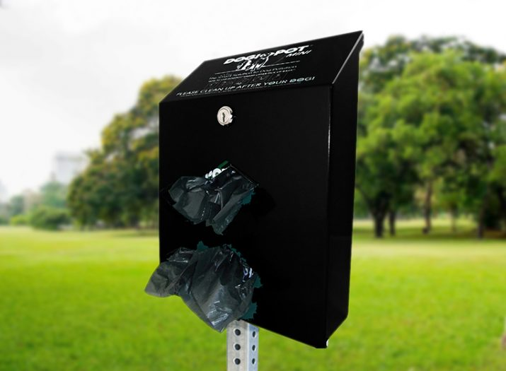 dog waste dispenser